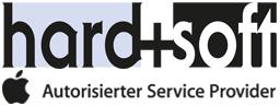 computer service hard+soft Logo
